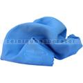 Microfasertuch Mega Clean, Softtuch hellblau 40x40 cm