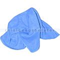Microfasertuch Mega Clean, Stretch Light blau 40x40 cm