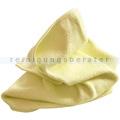 Microfasertuch Mega Clean, Stretch Light gelb 40x40 cm