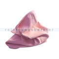 Microfasertuch Mega Clean, Stretch Light rosa 40x40 cm