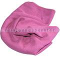 Microfasertuch Mega Clean, Stretch Light rosa 40x40 cm