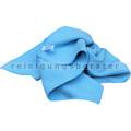 Microfasertuch Mega Clean Waffeltuch blau 50x70 cm