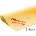 Microfasertuch Meiko MPower gelb 40x40 cm