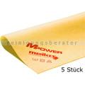 Microfasertuch Meiko MPower gelb 40x40 cm - Waschbecken