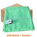 Microfasertuch MopKnight Premium 40 x 40 cm grün Karton