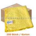 Microfasertuch MopKnight Professional 40 x 40 cm gelb Karton
