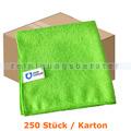Microfasertuch MopKnight Professional 40 x 40 cm grün Karton
