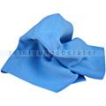 Microfasertuch Profi Mega Clean, Pflegetuch blau 40x40 cm