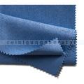 Microfasertuch PU beschichtet blau 35x40 cm