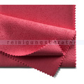 Microfasertuch PU beschichtet rosa 35x40 cm