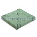 Microfasertuch PU beschichtet Vileda Micro pur grün, 5 Stück