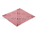 Microfasertuch PU beschichtet Vileda Micro pur rot, 1 Stück