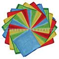 Microfasertuch Reinigungstuch SET, 30 Reinigungstücher