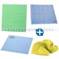 Microfasertuch Reinigungstuch SET, 4 Reinigunstücher