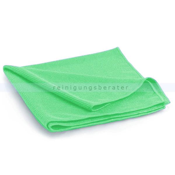 Microfasertuch Rezi Noppy Profi grün 40x40 cm Universal-Noppentuch, ca. 49 g 621085