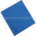 Microfasertuch Rezi, Vliestuch blau 45x40 cm