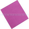 Microfasertuch Rezi, Vliestuch rosa 45x40 cm
