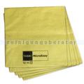 Microfasertuch Taski MicroEasy gelb 37x38 cm, 5 Stück