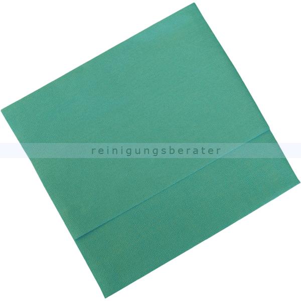 Vileda MicroClean Plus grün, Microfasertuch Premium Microfasertuch mit feiner Porenstruktur 152539
