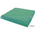 Microfasertuch Vileda MicroClean Plus grün 40x45 cm 5 Stück