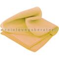 Microfasertuch Vileda MicroTuff Plus gelb 38x38 cm