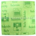 Mikrofasertuch Mopptex Piktogramm Küche Grün 40 x 40 cm