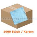 Mikrofasertuch Mopptex Vliestuch Light Blau 35x40cm Karton