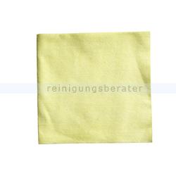 Mikrofasertuch Mopptex Vliestuch Light Gelb 35x40 cm