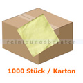 Mikrofasertuch Mopptex Vliestuch Light Gelb 35x40cm Karton