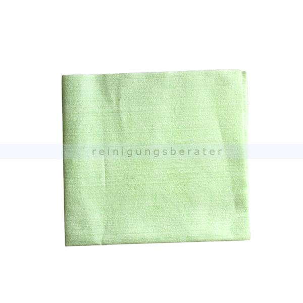 Mikrofasertuch Mopptex Vliestuch Light Grün 35x40 cm