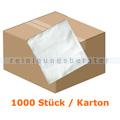 Mikrofasertuch Mopptex Vliestuch Light Weiß 35x40cm Karton