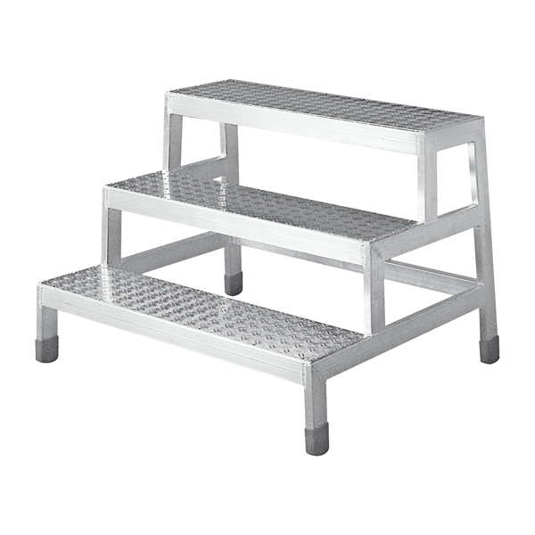 montagetritt hymer alu tritt 3 stufen. Black Bedroom Furniture Sets. Home Design Ideas