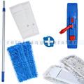 Mop-Set 20 - Komplettes Wischset mit ver. Wischmöppen 40 cm