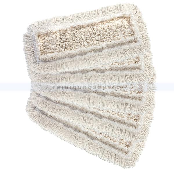 Mop-Set 8 - Wischset mit 5 Baumwollmöppen 50 cm