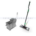 Mop-Set Unger erGO! clean Flachmopp Starter Set