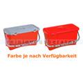 Mopbox mit Deckel und Henkel 20 L rot