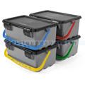 Mopbox Numatic MK1 Mopmatic grau mit Farbcodierung gelb