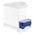 Zusatzbild Mopbox TTS Hermetic Eimer mit Deckel und Griff, blau