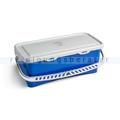 Mopbox TTS Hermetic Eimer mit Deckel und Griff, blau
