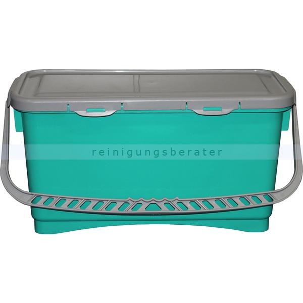 mopbox tts hermetic eimer mit deckel und griff gr n. Black Bedroom Furniture Sets. Home Design Ideas