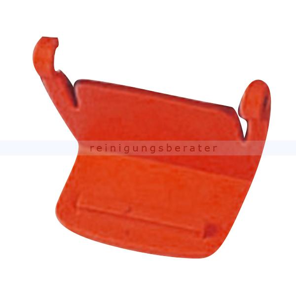 Mopbox Vermop Clip für Moboxx, Kunststoff rot