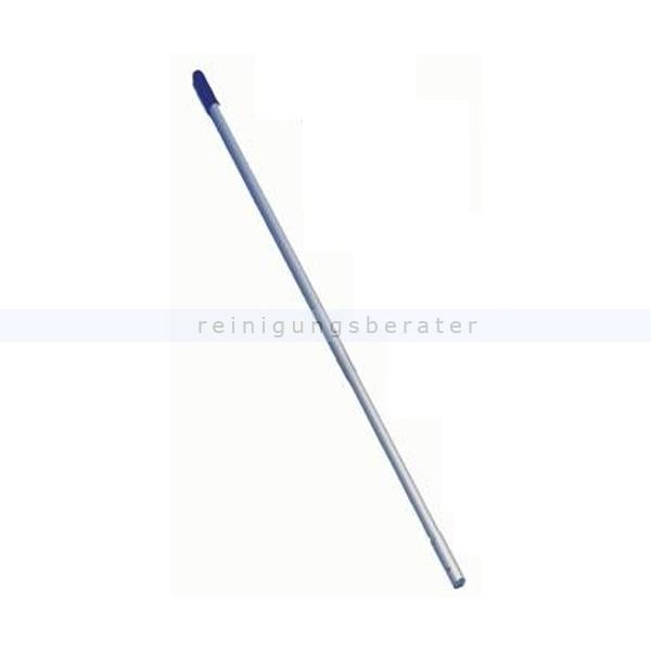Taski Mophalter Stiel Glasfaser 140 cm aus Glasfaser, Durchmesser 25 mm mit blauem Griff 7500010