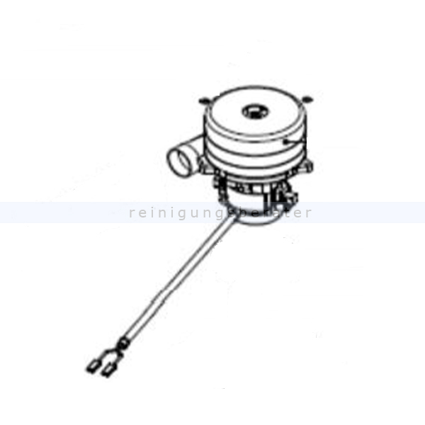 Motor Fimap Saugmotor 24V, 422W