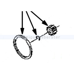 Motor Gear Repair Kit