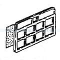 Motorfilter Nilco Abluftfilter für RS 17 und Combi 17
