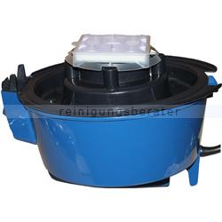 Motorkopf HITACHI CV-300, komplett, blau