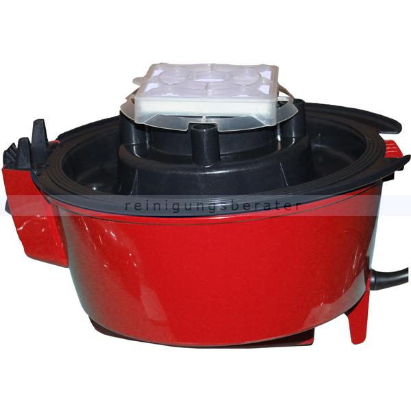 Motorkopf HITACHI CV-300, komplett, rot