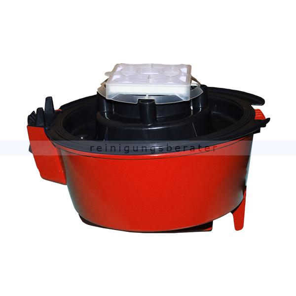 Motorkopf HITACHI CV-T190, komplett, rot 1300 Watt