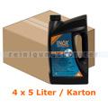 Motoröl INOX Motorenöl Super 5W30 4 x 5 L im Karton