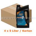 Motoröl INOX Motorenöl Tec 5W40 4 x 5 L im Karton